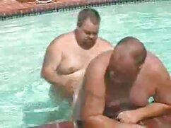 Salvaje, salvaje hijo, Roger, solo acaricia la polla antes de disparar. morritas mexicanas desnudas